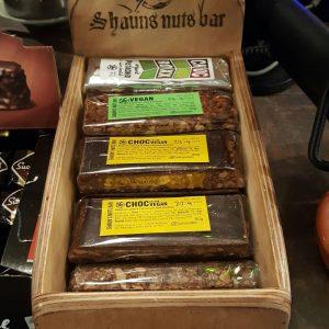Shauns Nut bar